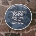 alexanderirvineplaque