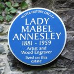 annesley plaque