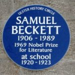 beckettplaque