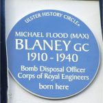 blaney gc plaque