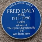 daly plaque