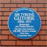 guthrie plaque
