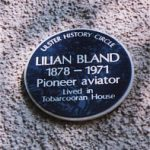 lilianblandplaque