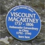macartney plaque