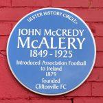mcalery plaque