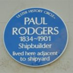 rodgers plaque