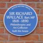 wallaceplaque